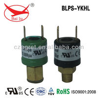 BAILU air compressor/refrigeration pressure switch