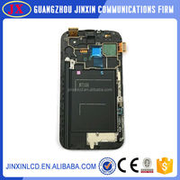 New Products For Samsung Galaxy Note 2 N7100 LCD With Digitizer Assembly Blue And White Color