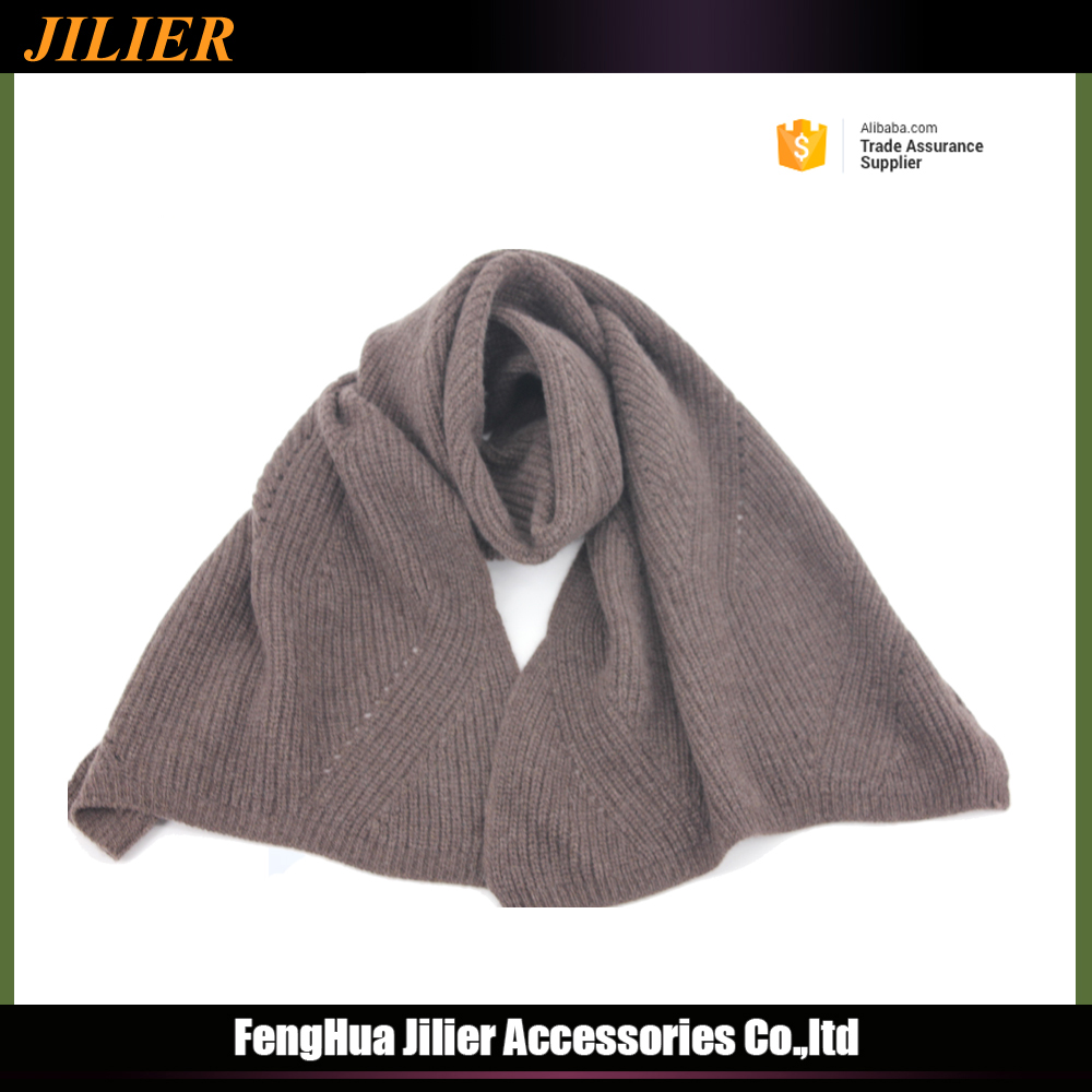 Soft winter floppy good-looking cashmere lady scarf