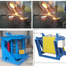 crucible melting furnace for iron steel stainless steel aluminium