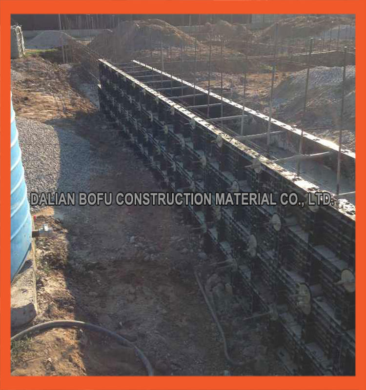 for column top level materials formwork provider