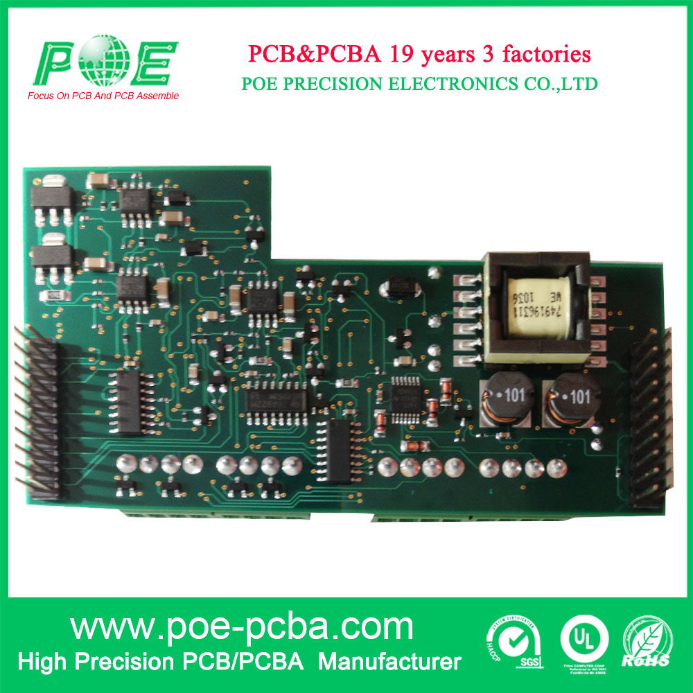 Components sourcing and SMT pcb assembly service