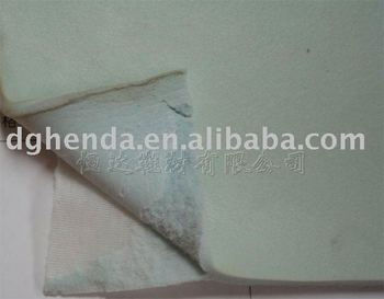 120T/C knitting fabric bonded 5mm latex foam