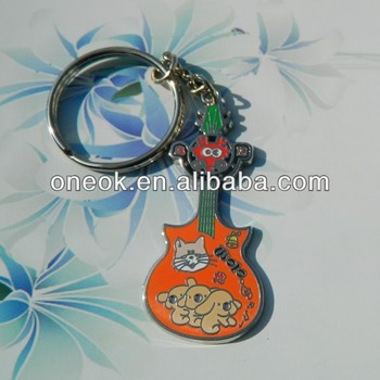 2013 newest metal keychain metal for cheap