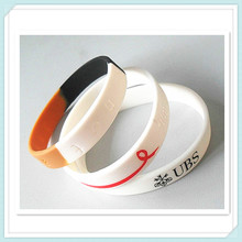 Promotional silicone wristband bracelet making machine