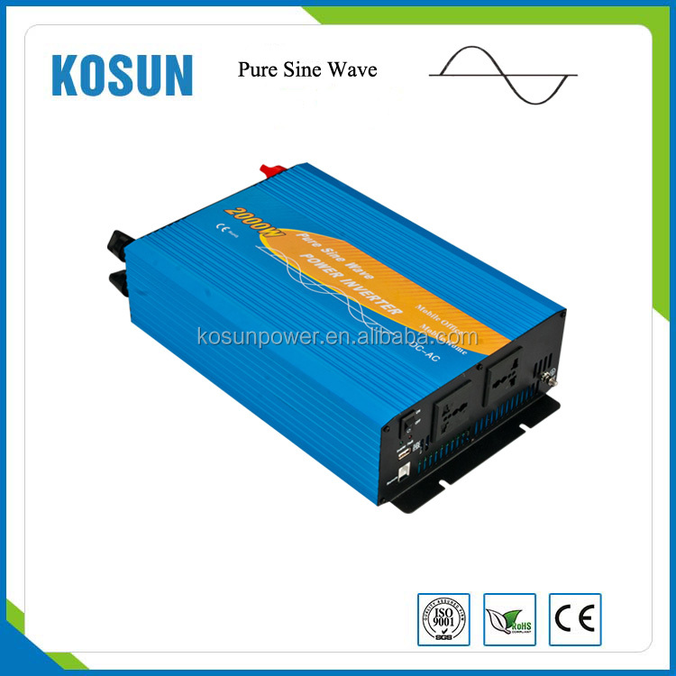 Home Application and Normal Specification 12v 2000W inverter home solar power system price