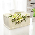 wholesale decorative home goods items tissue box