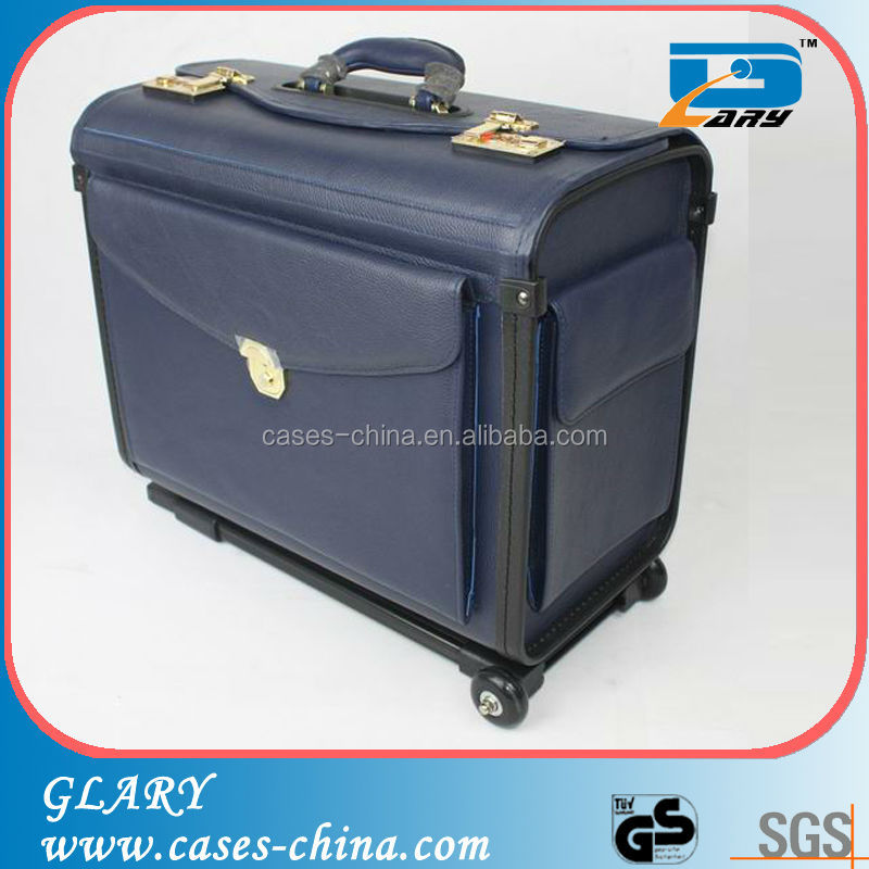 travelling men genuine trolley pilot case