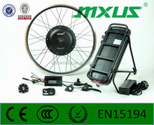electric bike kit with battery&DIY ebike engine kit & bicycle conversion parts,ebike hub brushless DC motor