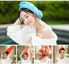 microfiber hair towel,hair wrap, turban, hair salon towel microfiber softextile walmart wholesale