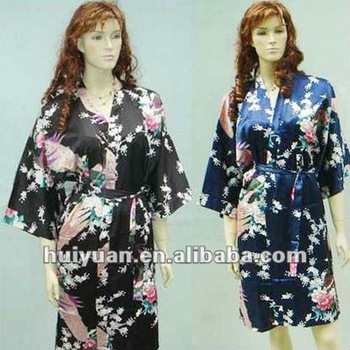 Chinese traditional Clothing Sleepwear / robe