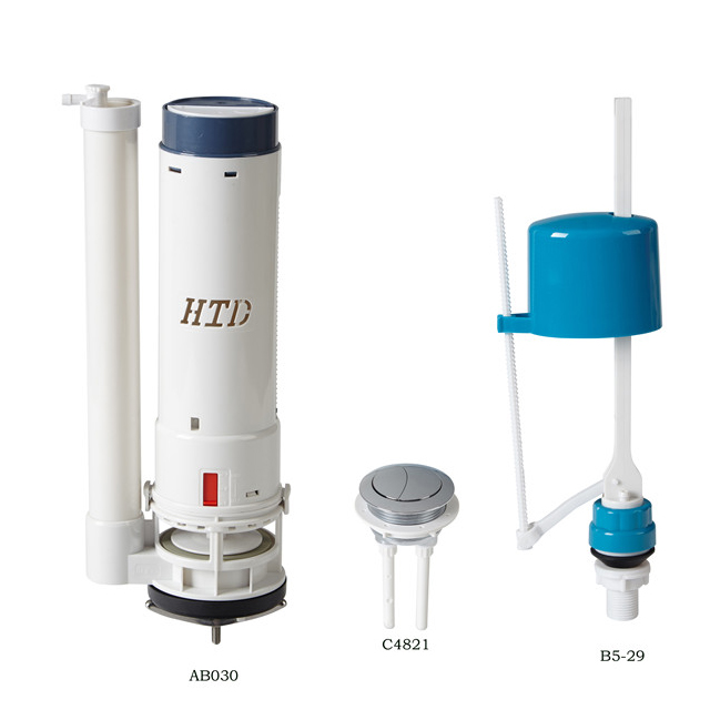 China supplier plastic cheap 1/2G fill valve for toilet