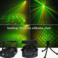 Mini Cheap DJ Star Laser Stage