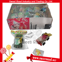 Plastic Jeep Toy Candy