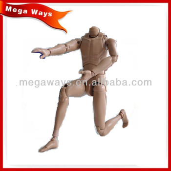 30CM ABS action figure male body