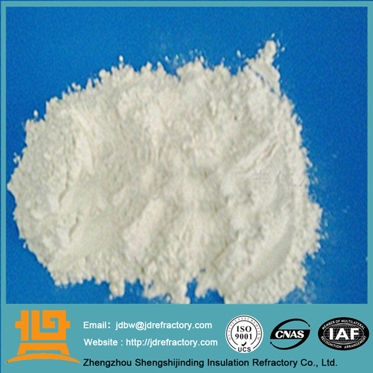 JINDING Electro Fuse Method unshaped high alumina cement material