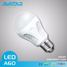 Avatar bulk buy from china 7W 9W 12W E27 B22 2800K-6500K LED Bulbhue e17 candelabra led bulb