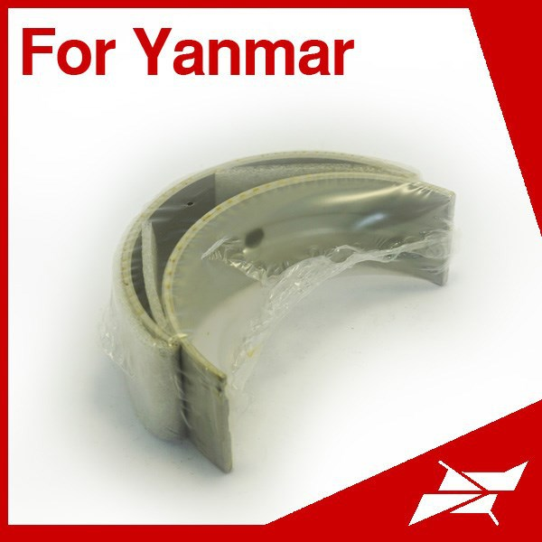 Marine engine main bearing for Yanmar S165 diesel engine