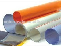 no scrap and recycle content rigid PVC film for plastic packaging