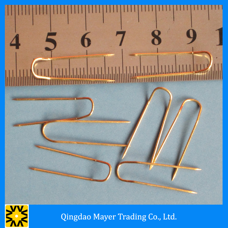 China Suppliers U Shaped Staple Pins