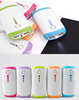 New arrival 4 led indicator universal portable power bank 5200mah for iphone 6s