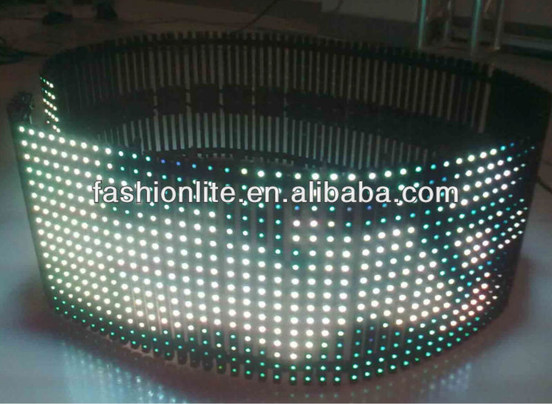 P15 Flexible RGB Mixing LED display monitor