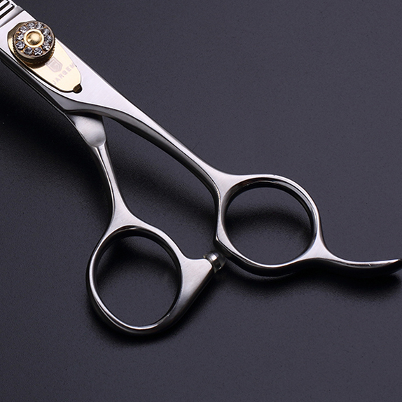 Good performance thinning scissors sharpness barber hair scissors 6.5""
