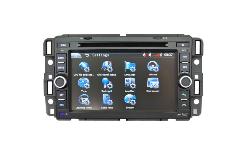 LSQ Star Hummer H2 Car Video/dvd/bt/tv/fm/ipod/rds/gps/can Bus
