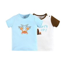 2016 baby clothes cotton 100% premium cotton tee shirts