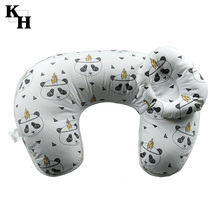 U shaped baby nursing breastfeeding maternity pillows