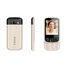 Factory direct 2.8inch Cheapest mobile phone 6303+ dual sim senior citizen mobile phone