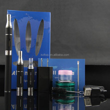 2014 new arrival dry herb vaporizer cloutank m4,e cig micro g wax dry herb