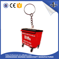 China supplier promotional items cheap key chains