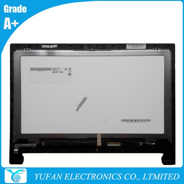 Yufan Hot sale B140XTT01.0 14.0 inch Screen Assembly FRU 90400198 For Lenovo FLEX 14