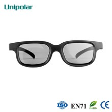 Hot sell 3d glasses for 3d cinemas, for all passive 3D system