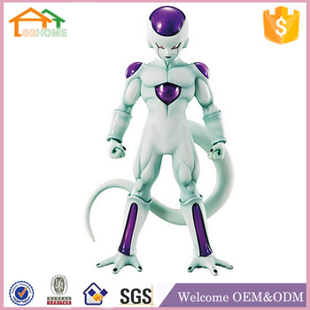 Factory Custom made best home decoration gift polyresin resin dragonball z figure