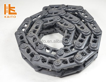 Track chain, wheel loader tyre protection chains Motor Grader Driven Chain