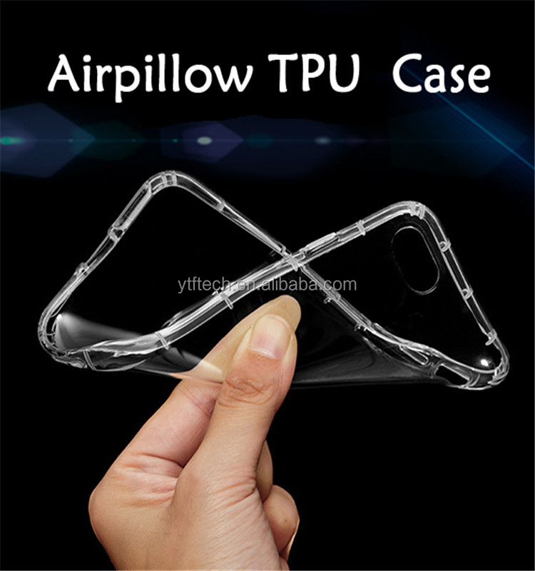 High quality new design popular selling air cushion shell full protect mobile phone case for vivo x7 plus