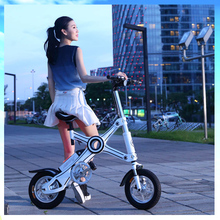 Germany Green Power Electro Bicycle folding electric bike from China