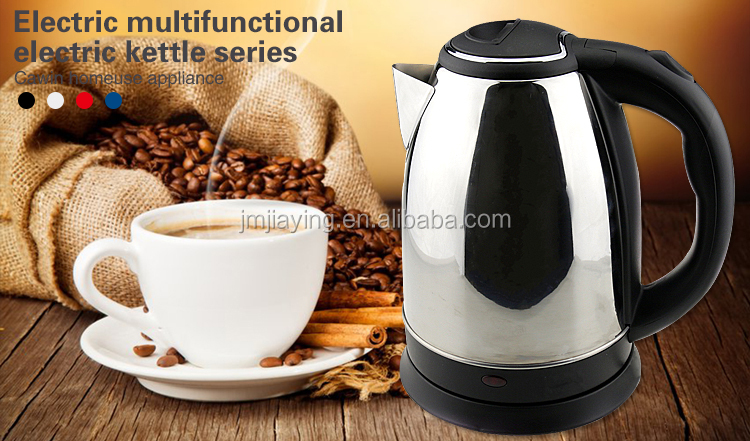 Low Price 1.5L/1.8L Stainless Steel Electric Kettle