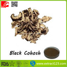 Herbal extract black cohosh plant extract