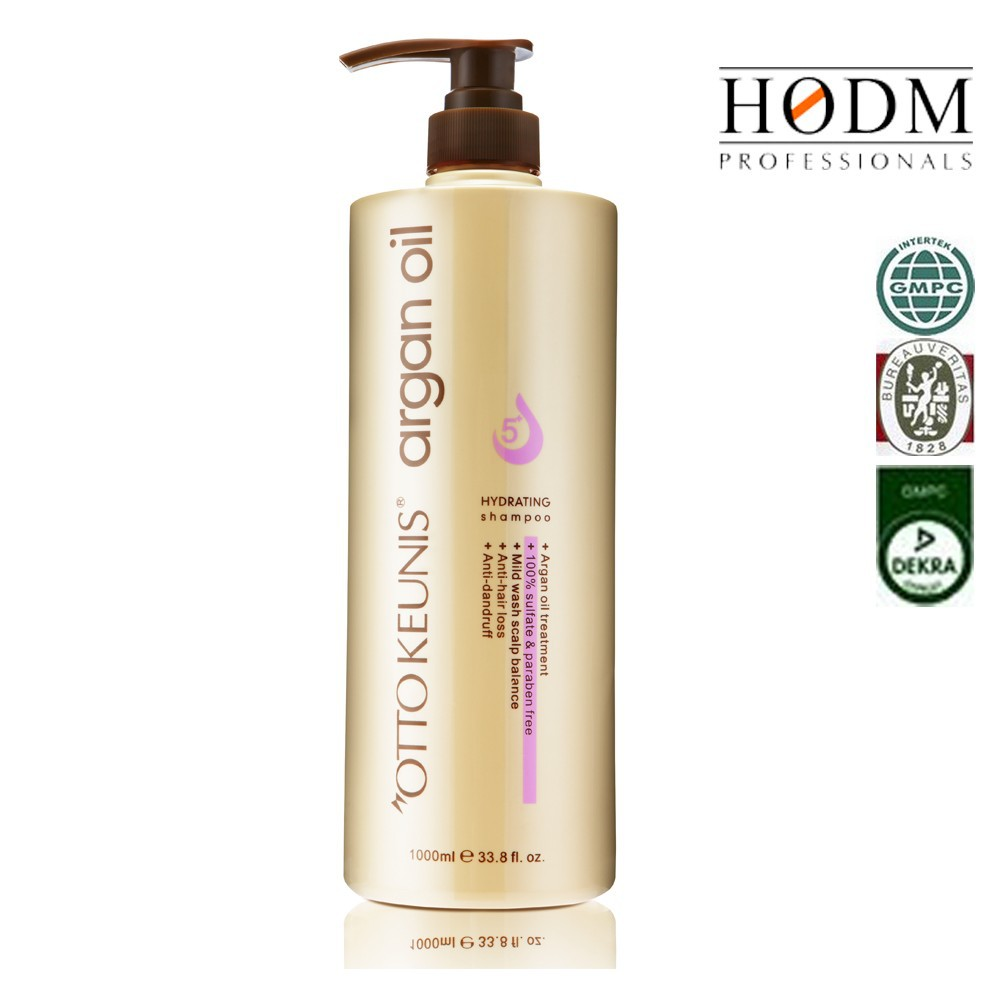 NATURAL ALOE VERA and VITAMIN E MINERALS PROFESSIONAL HAIR CARE PRODUCTS, SULFATE FREE SHAMPOO