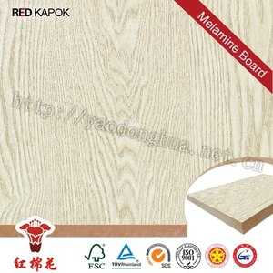 Solid color daiken mdf humid resistant