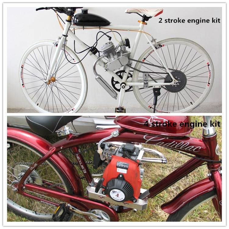 2 Stroke Engine Motor Motorized Bicycle Bike Carb Carburetor 50cc 60cc 66cc 80cc