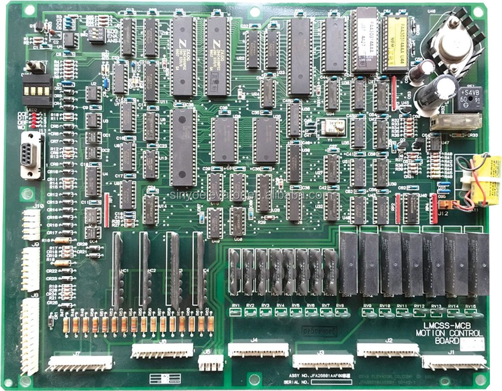 Main PC Board For Elevator LMCSS-MCB