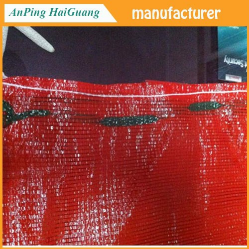 plastic bag and mesh bag ,pp and pe Material