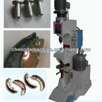 Brake Shoe Orbital Riveting Machine