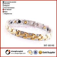 2014 wholesale magnetic jewelry indian gold kada designs
