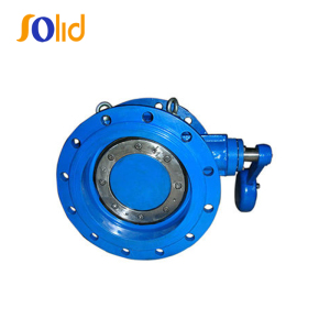Ductile Iron Tilting disc check valve with counter weight