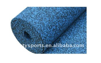 colored EPDM rubber flooring